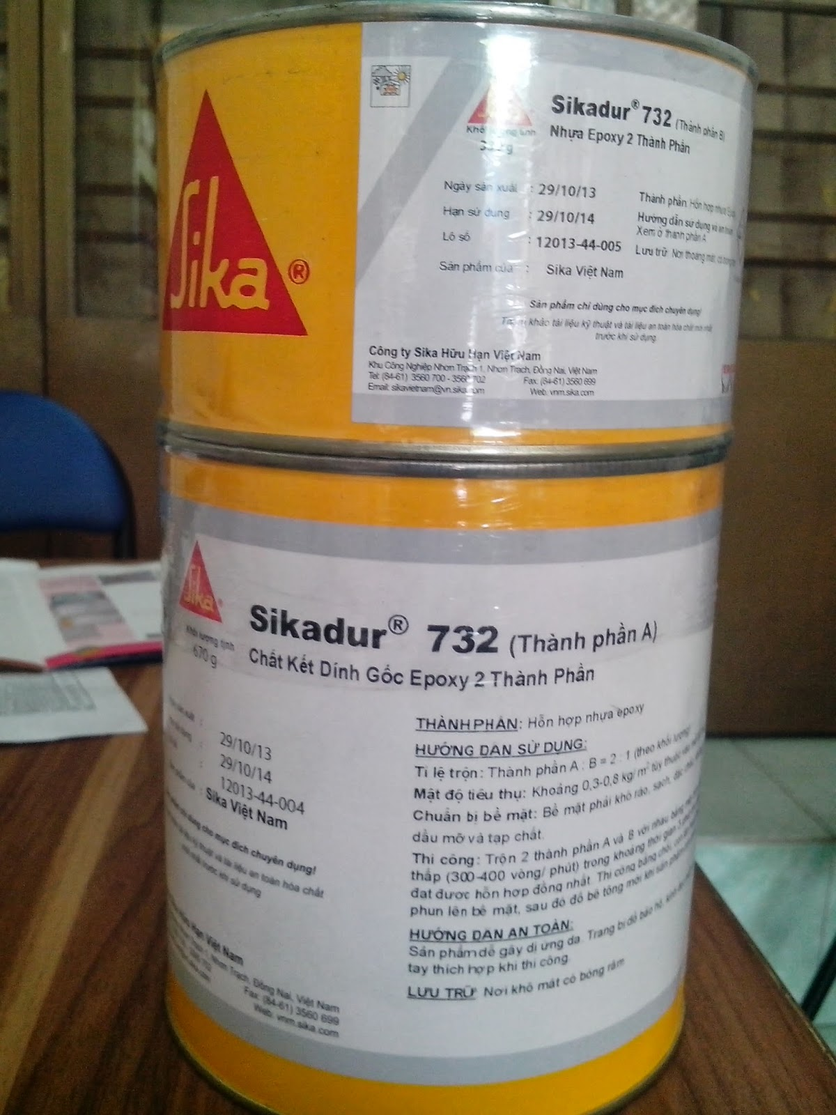 Sika Dur 732